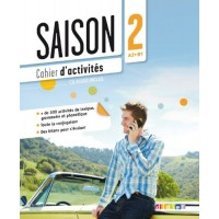 Saison 2 Cahier + CD Audio