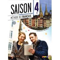Saison 4 Livre + CD Audio + DVD