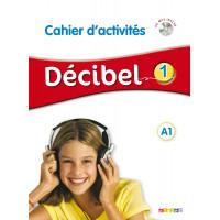 Decibel 1 Cahier + CD