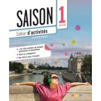 Saison 1 Cahier + CD Audio