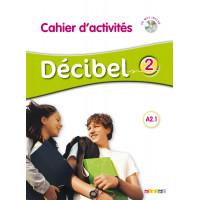 Decibel 2 Cahier + CD