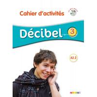 Decibel 3 Cahier + CD