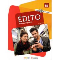 Niveau Edito B1 2018 Ed. Livre + DVD-ROM