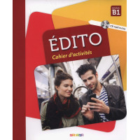 Niveau Edito B1 2018 Ed. Cahier + CD