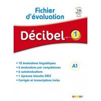 Decibel 1 Fichier Evaluation + CD
