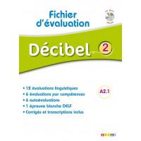 Decibel 2 Fichier Evaluation + CD