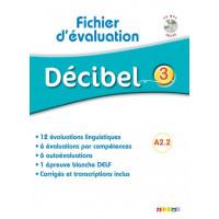 Decibel 3 Fichier Evaluation + CD