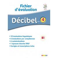 Decibel 4 Fichier Evaluation + CD