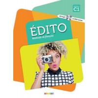 Niveau Edito C1 2018 Ed. Livre + DVD-ROM