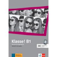 Klasse! B1 Testheft + Audios
