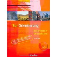 Zur Orientierung KB + CD
