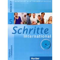 Schritte International 5 KB + AB & CD zum AB
