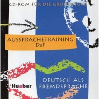 Aussprachetraining DaF fur die Grundstufe CD-ROM