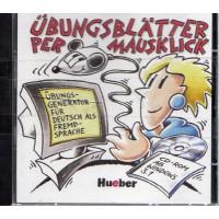 Ubungsblatter per Mausklick CD-ROM