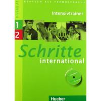 Schritte International 1-2 Intensivtrainer + CD