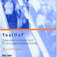 TestDaF Oberstufenkurs + Prufungsvorbereitung CD