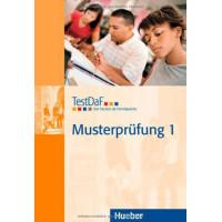 TestDaF Musterprufung 1 Heft + CD