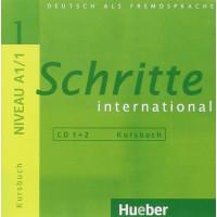 Schritte International 1 CD zum KB