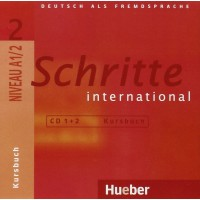 Schritte International 2 CD zum KB