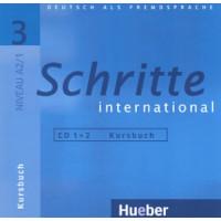 Schritte International 3 CD zum KB