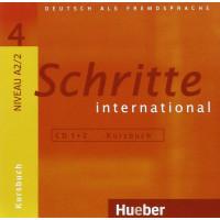 Schritte International 4 CD zum KB