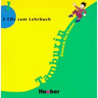 Tamburin 1 CDs zum KB