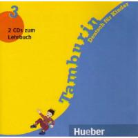 Tamburin 3 CDs zum KB