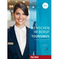 Menschen im Beruf - Tourismus A1 KB + CD