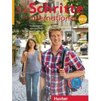 Schritte International Neu 3/4 CDs + DVD zum KB