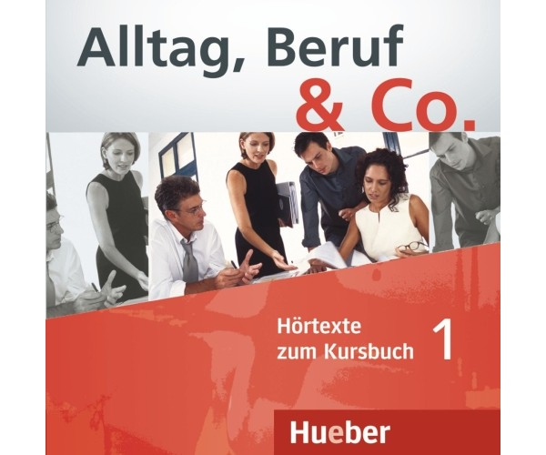 Alltag, Beruf & Co. 1 CDs zum KB