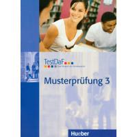 TestDaF Musterprufung 3 Heft + CD