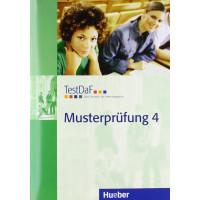TestDaF Musterprufung 4 Heft + CD