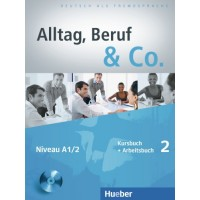 Alltag, Beruf & Co. 2 KB + AB & CD zum AB