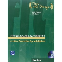 Fit furs Goethe-Zertifikat C2 KB + CD