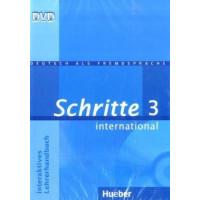 Schritte International 3 Interaktives LHB DVD-ROM