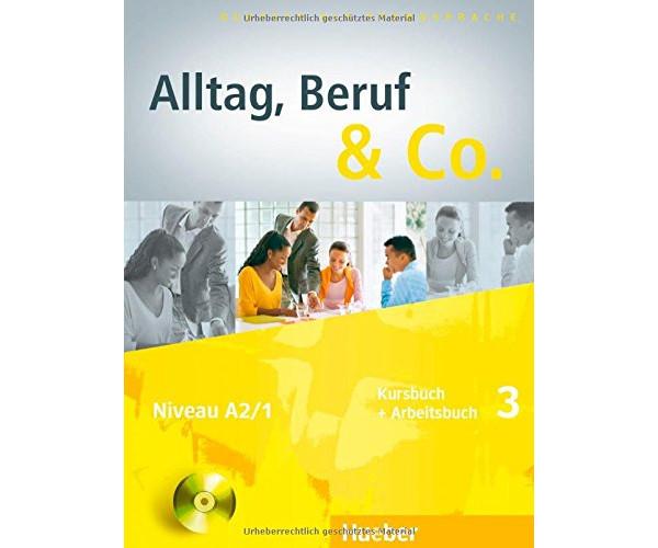 Alltag, Beruf & Co. 3 KB + AB & CD zum AB