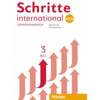 Schritte International Neu 3 LHB