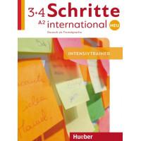 Schritte International Neu 3/4 Intensivtrainer + CD