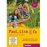 Paul, Lisa & Co A1/1 Interaktives KB + AB DVD-ROM