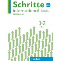 Schritte International Neu 1/2 Testtrainer + CD
