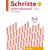 Schritte International Neu 3/4 Testtrainer + CD