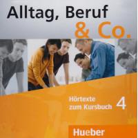 Alltag, Beruf & Co. 4 CDs zum KB