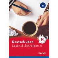 Deutsch Uben: Lesen & Schreiben A1 Buch