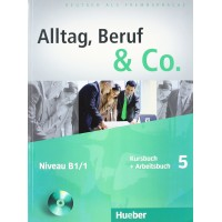 Alltag, Beruf & Co. 5 KB + AB & CD zum AB