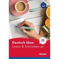 Deutsch Uben: Lesen & Schreiben A2 Buch