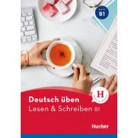 Deutsch Uben: Lesen & Schreiben B1 Buch