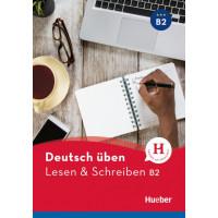 Deutsch Uben: Lesen & Schreiben B2 Buch
