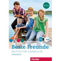Beste Freunde A1.2 AB + CD