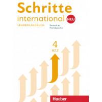 Schritte International Neu 4 LHB