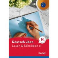 Deutsch Uben: Lesen & Schreiben C1 Buch